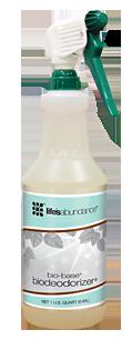Best Deodorizer for Dog Messes Life's Abundance Biodeodorizer