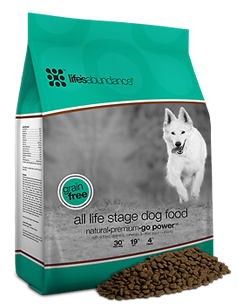 Grain Free Life's Abundance Dog Food